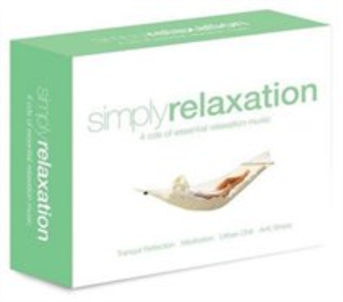 Various-Artists-Simply-Relaxation-CD-Box-Set-NEUF