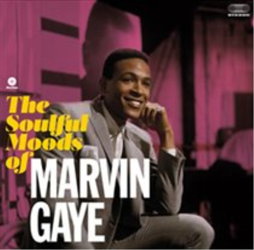Marvin-Gaye-The-Soulful-Moods-of-Marvin-Gaye-Vinyl-12-034-Al-Importazione-USA