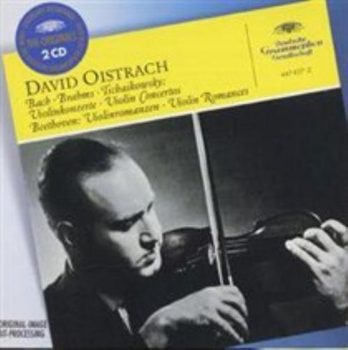 Bach-Brahms-Tchaikovsky-Violin-Concertos-Beethoven-Violin-CD-NUEVO