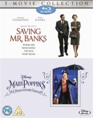 Tom-Hanks-Emma-Thompson-Saving-Mr-Banks-Mary-Poppins-Blu-Importazione-USA