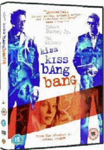 Angela Lindvall, Indio Falc...-Kiss Kiss, Bang Bang (UK IMPORT) DVD NEW