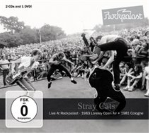 Stray-Cats-Live-at-Rockpalast-CD-with-DVD-NUEVO