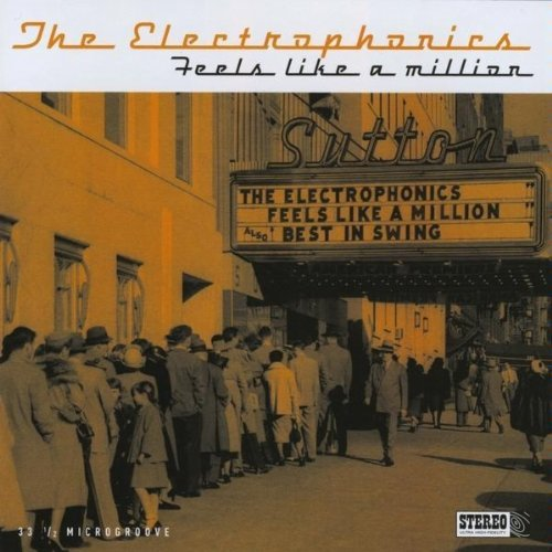 The-Electrophonics-Feels-Like-A-Million-CD-NUOVO-Importazione-USA