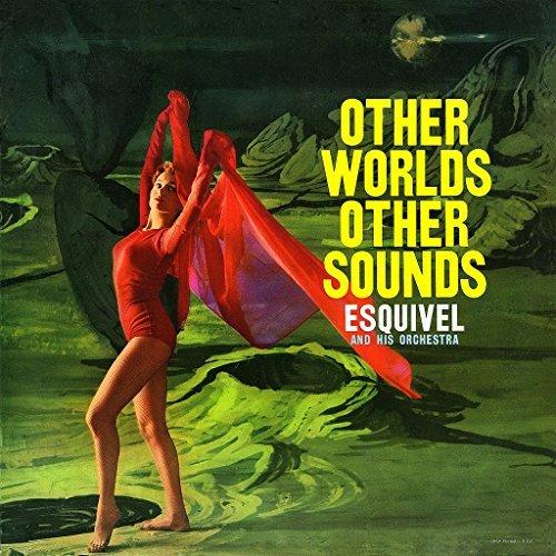 ESQUIVEL-JUAN-GARCIA-OTHER-WORLDS-LTD-CD-NUOVO-Importazione-USA