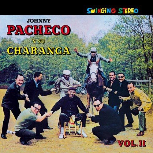 PACHECO-JOHNNY-Pacheco-Y-Su-Charanga-Vol-1-and-2-CD-NUOVO-Importazione-USA