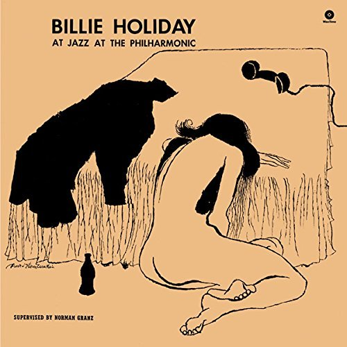 Holiday-Billie-At-Jazz-At-The-Philharmon-VINYL-NUOVO-Importazione-USA
