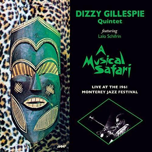 Gillespie-Dizzy-A-Musical-Safari-Live-At-Monterey-Lp-VI-Importazione-USA