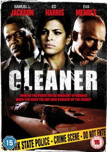 Samuel-L-Jackson-Ed-Harris-Cleaner-US-IMPORT-DVD-NEW