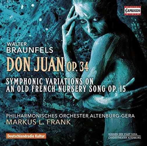 WALTER-BRAUNFELS-BRAUNFELS-DON-JUAN-OP-34-CD-NEUF