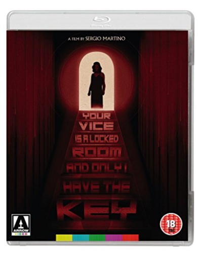 Your Vice Is A Locked Room And Only I Have The Key (UK IMPORT) Blu-Ray NEW
