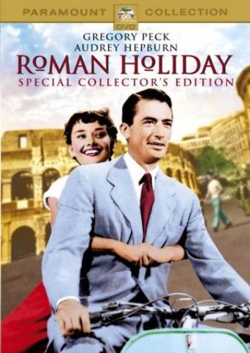 Roman Holiday (UK IMPORT) DVD NEW