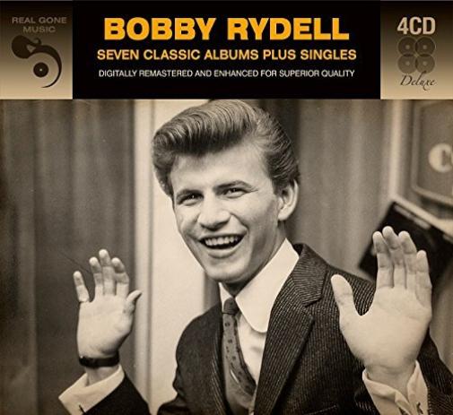 RYDELL-BOBBY-7-CLASSIC-REMAST-CD-NUEVO