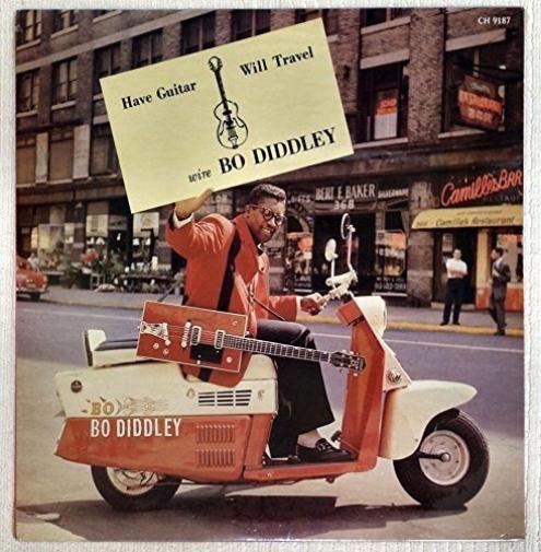 DIDDLEY-BO-HAVE-GUITAR-BONUS-TR-CD-NUOVO-Importazione-USA