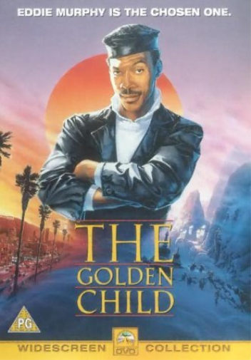 Eddie-Murphy-Charles-Dance-Golden-Child-DVD-NUEVO