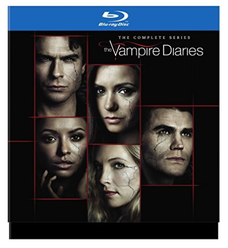 VAMPIRE-DIARIES-THE-COMPLE-VAMPIRE-DIARIES-THE-COMPLETE-SERIES-Blu-Ray-NEW