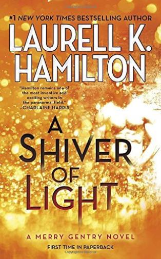 Hamilton-Laurell-K-A-Shiver-Of-Light-Importacion-USA-BOOK-NUEVO