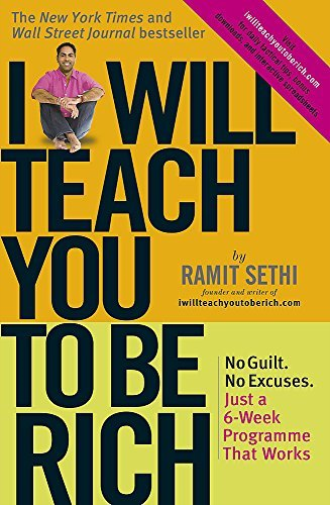 I-Will-Teach-You-To-Be-Rich-UK-IMPORT-BOOK-NEW