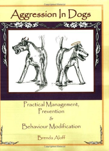 Aloff-Brenda-Aggression-In-Dogs-BOOK-NUOVO