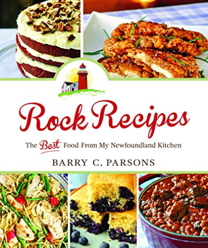 Parsons-Barry-C-Rock-Recipes-BOOK-NUOVO