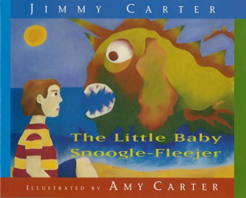 Carter-Jimmy-Carter-Amy-Ilt-The-Little-Baby-Snoogle-Fleejer-HBOOK-NUOVO