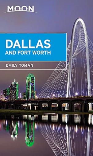 Emily-Toman-Moon-Dallas-amp-Fort-Worth-Importacion-USA-BOOK-NUEVO