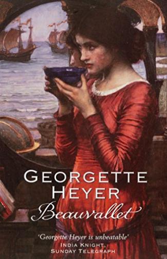 HEYER-G-BEAUVALLET-BOOK-NUEVO