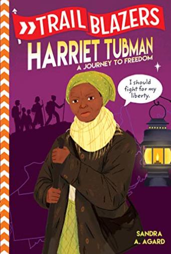 Agard-Sandra-A-Trailblazers-Harriet-Tubman-Importacion-USA-HBOOK-NUEVO