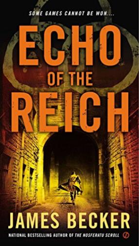 Becker-James-Echo-Of-The-Reich-Importacion-USA-BOOK-NUEVO