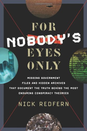Redfern-Nick-For-Nobody-S-Eyes-Only-Importacion-USA-BOOK-NUEVO