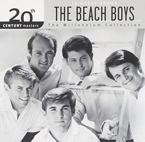 Beach-Boys-Millennium-Collection-CD-NUOVO-Importazione-USA