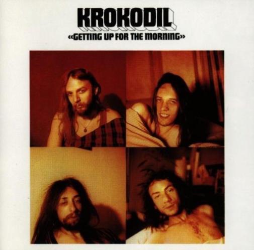 KROKODIL-GETTING-UP-FOR-THE-MORNIN-CD-NUOVO-Importazione-USA