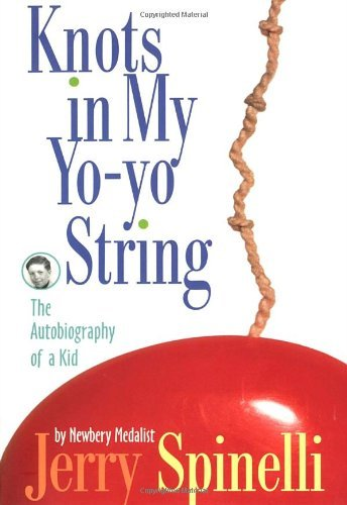 Spinelli-Jerry-Knots-In-My-Yo-Yo-String-Importacion-USA-BOOK-NUEVO