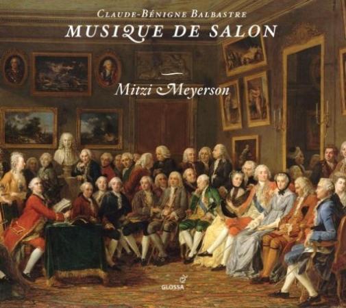 Salon-Music-Meyerson-CD-NUOVO-Importazione-USA