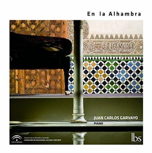 Garvayo-Juan-Carlos-pno-En-la-Alhambra-CD-NUOVO-Importazione-USA
