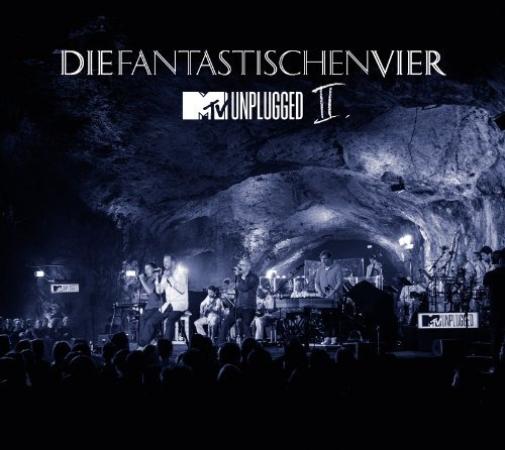 FANTASTISCHEN-VIER-MTV-UNPLUGGED-2-CD-NUOVO-Importazione-USA
