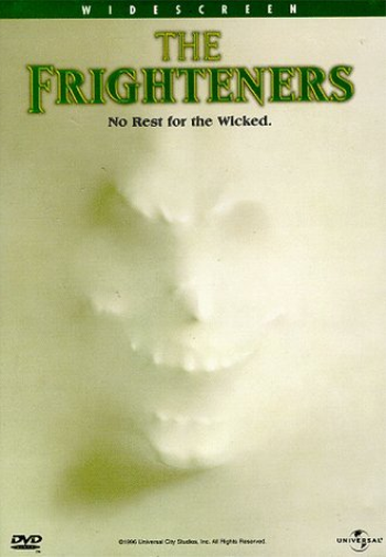MYSTERY-SUSPENSE-Frighteners-US-IMPORT-DVD-NEW