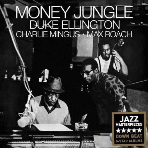 Money-Jungle-Ellington-Mingus-Roach-CD-NUOVO-Importazione-USA