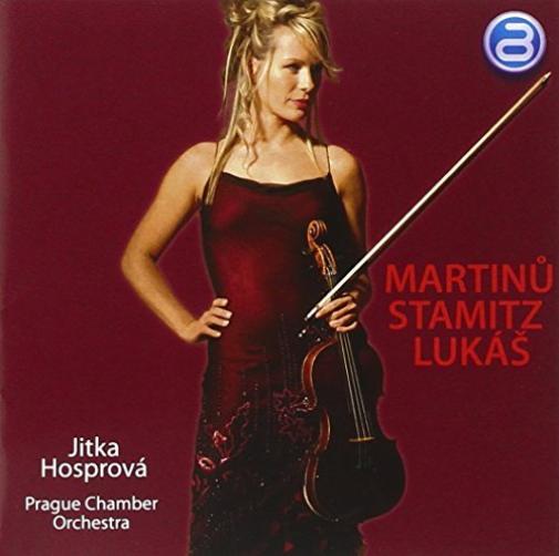 Hosprova-Prague-Chamber-Or-Viola-Concertos-CD-NUOVO-US-IMPORT
