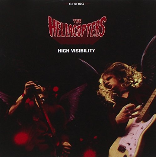 Hellacopters-High-Visibility-CD-NUOVO-Importazione-USA