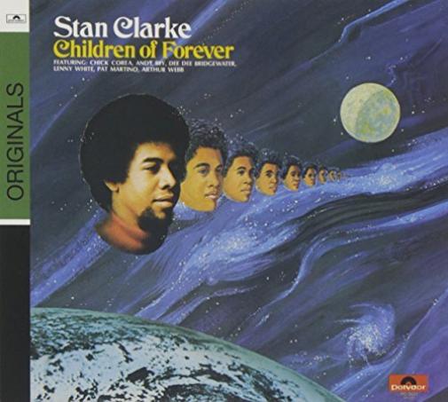 Stanley-Clarke-Children-of-Forever-US-IMPORT-CD-NEW