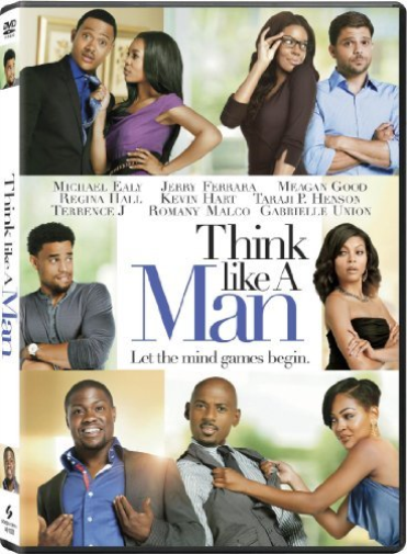 BROWN-CHRIS-Think-Like-A-Man-US-IMPORT-DVD-NEW