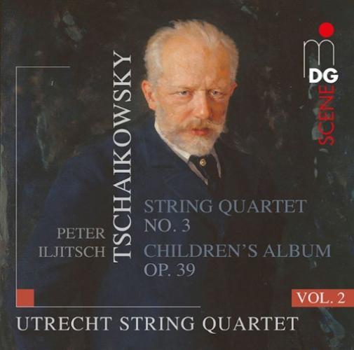 Utrech-String-Qte-String-Quartets-CD-NEUF