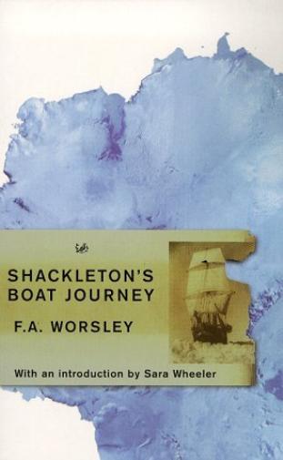 WORSLEY-F-A-SHACKLETON-S-BOAT-JOURNEY-BOOK-NUEVO