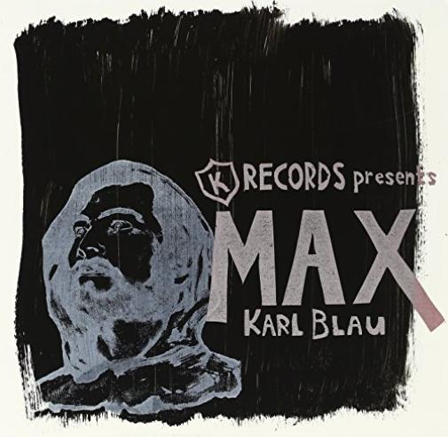 Karl Blau-Max Ep VINYL NUOVO
