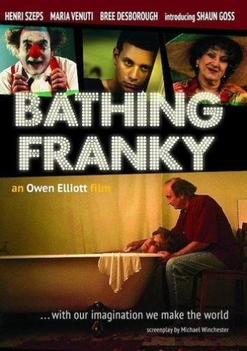 Bathing Franky  (US IMPORT)  DVD NEW
